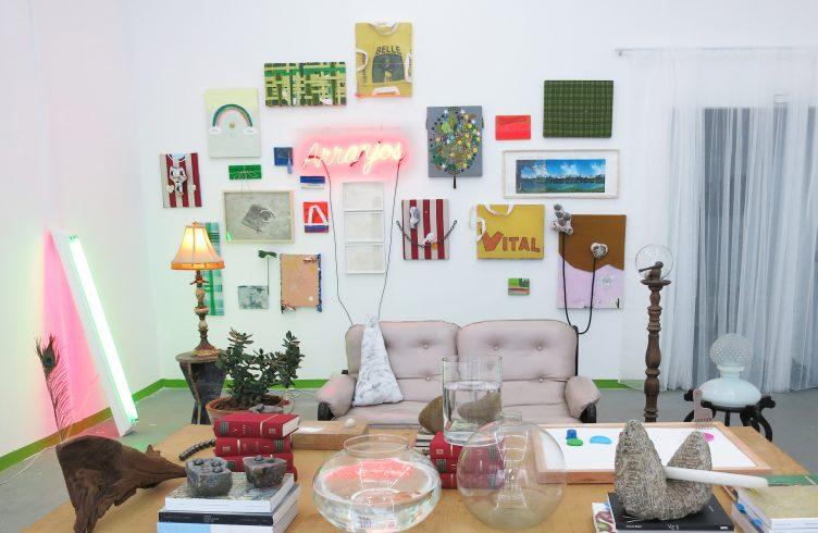 Vista da mostra Arranjos, no SAO Espaço de Arte (Fotos: Divulgação)