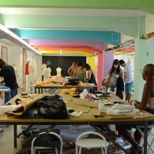 Oficina do projeto Craft Design Rio (Foto: Divulgação)