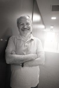 Lorenzo Mammi, diretor artístico do Instituto Moreira Salles (Foto: Paulo D'Alessandro)