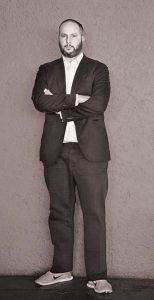 Pablo León de La Barra, novo curador do MAC Niterói (Foto: Cortesia Quien Magazine México)