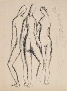 Três Graças (1930) - Divulgação