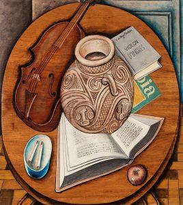 Violon D'Ingres (1929), de Vicente do Rego Monteiro