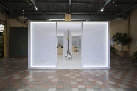 Espaço pop up é novo modelo de negócios nômade da galeria paulista Emma Thomas (Foto: Galeria Emma Thomas)