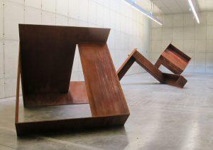 Esculturas de Osmar Dalio (Foto: Divulgação)